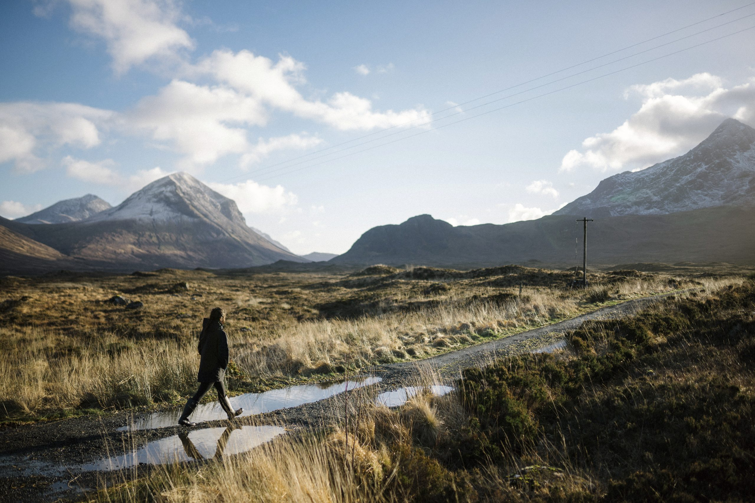 Walking Scotland